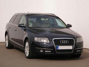 Audi A6 2006 Kombi kék 4