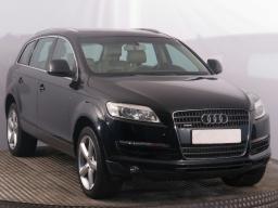 Audi Q7 2008 SUV czarny 8