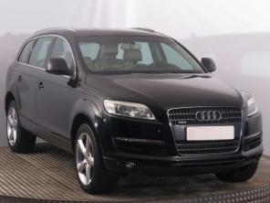 Audi Q7 2008 SUV czarny 1