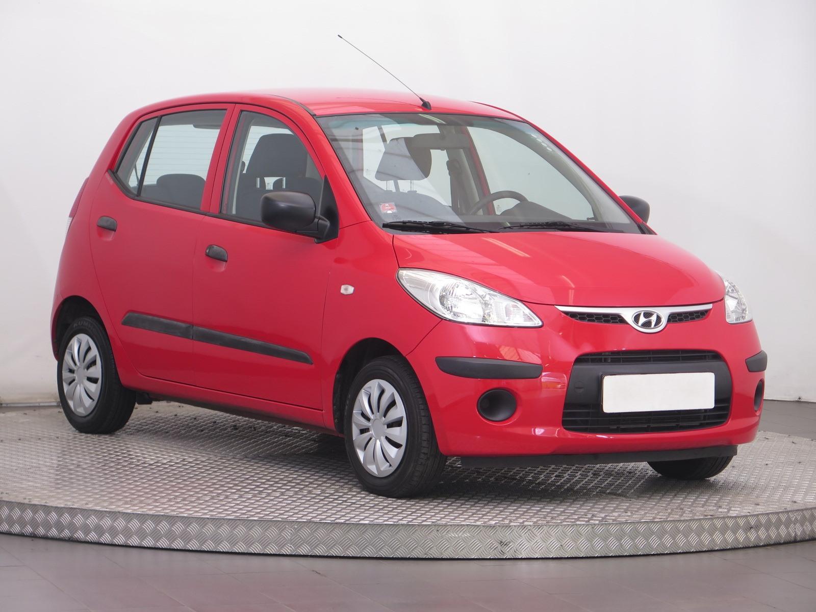 Hyundai i10, 2010