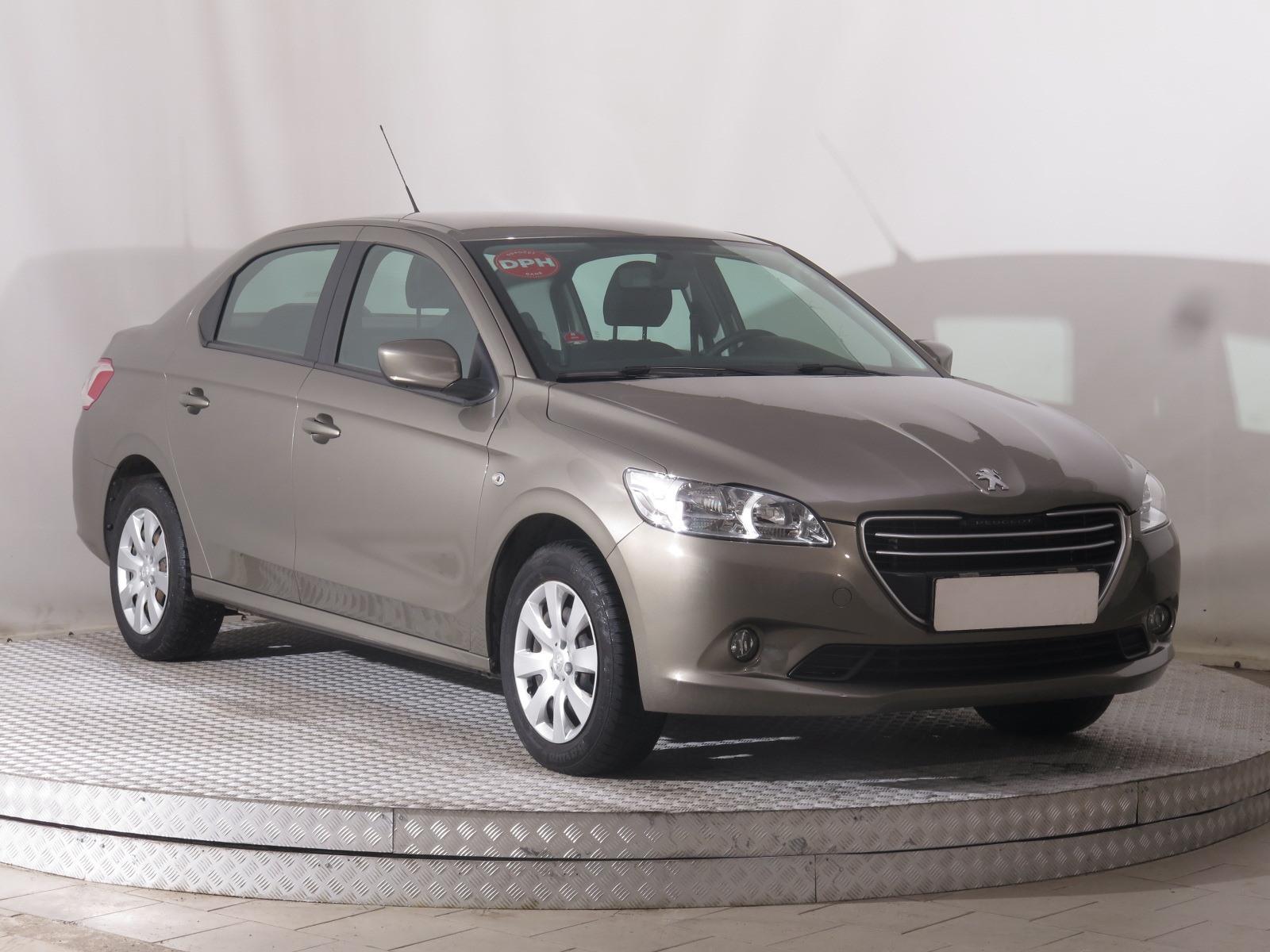 Peugeot 301, 2016