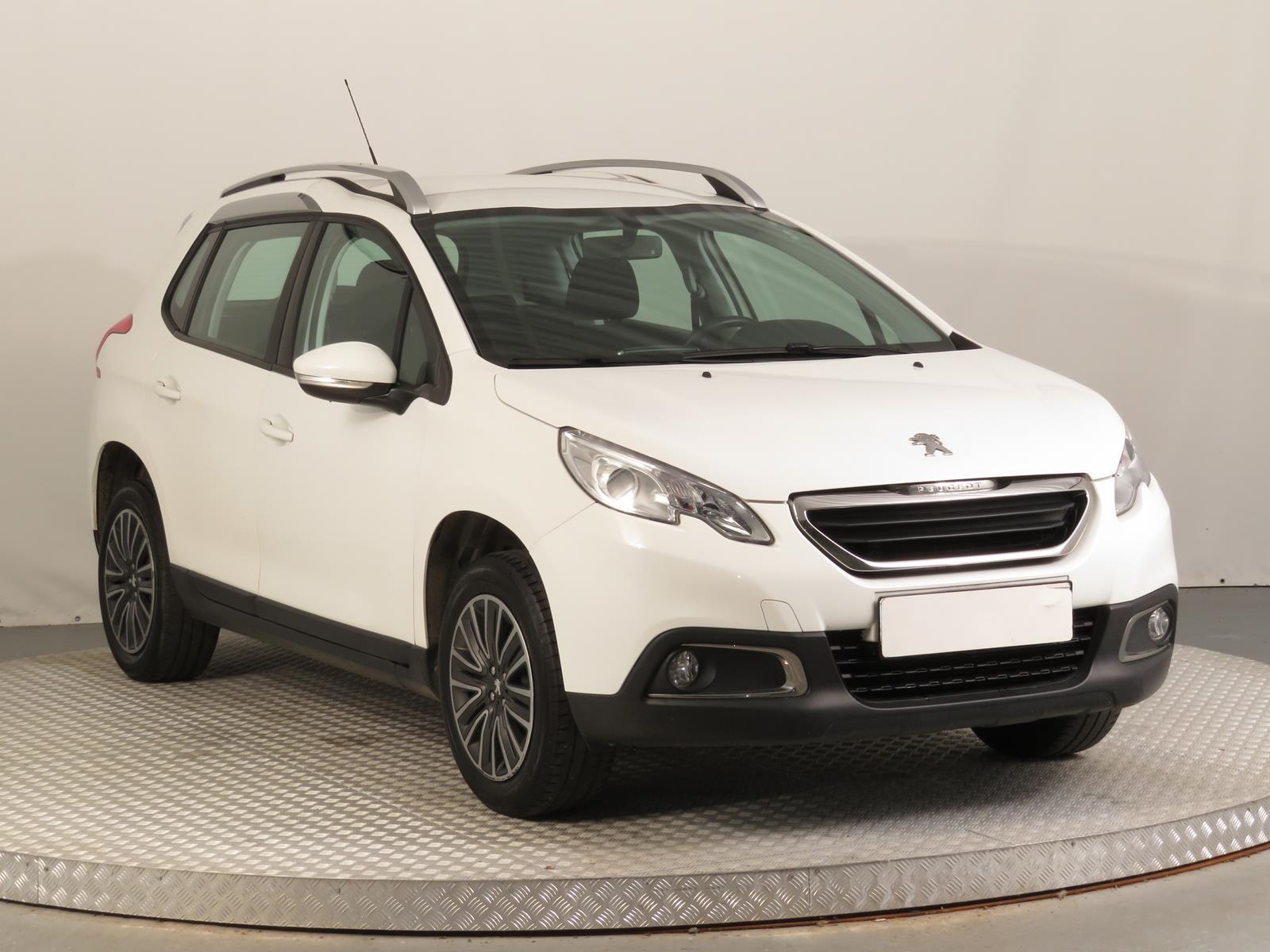 Peugeot 2008, 2016