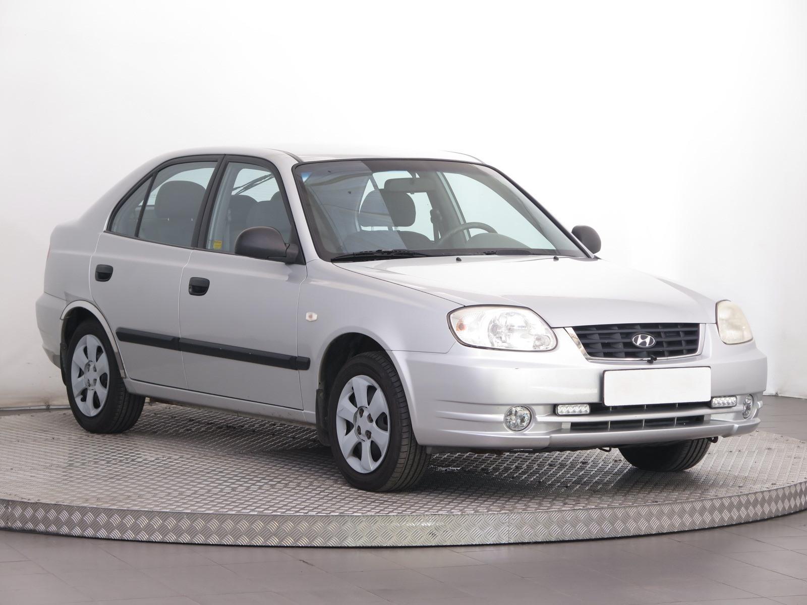 Hyundai Accent, 2005