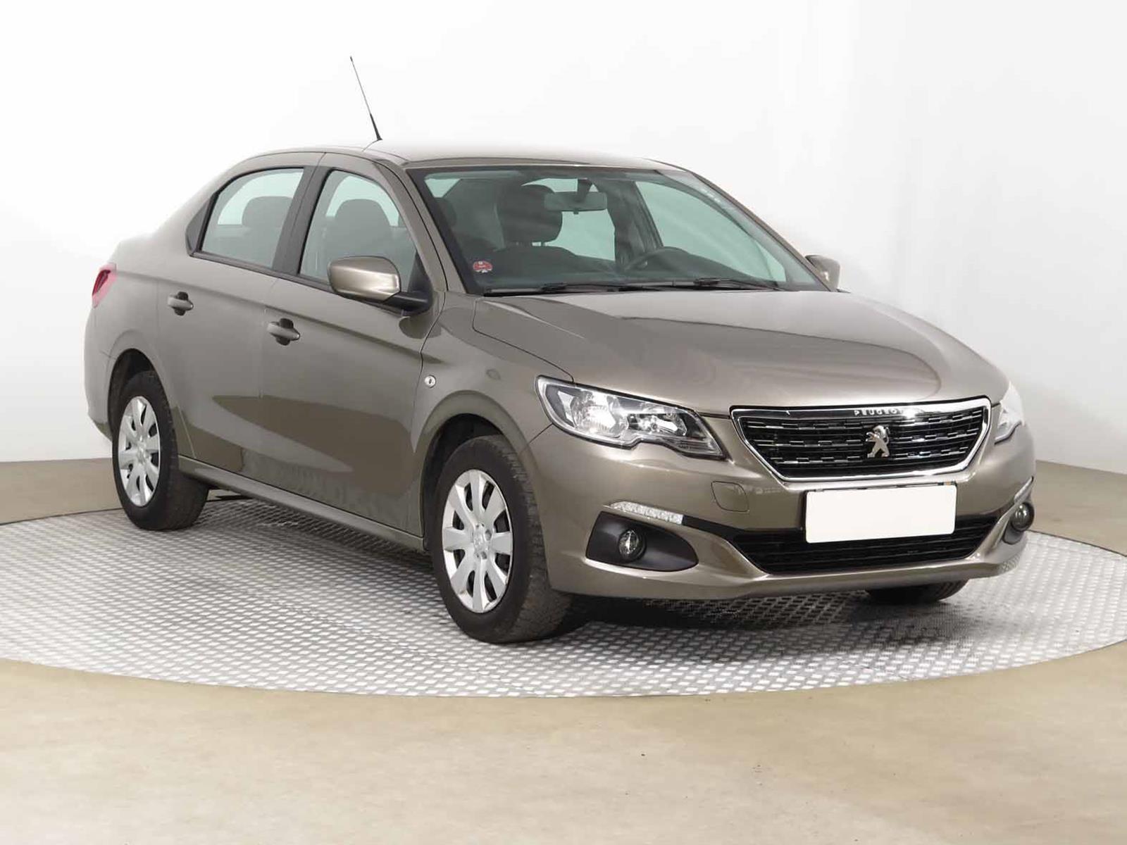 Peugeot 301, 2018