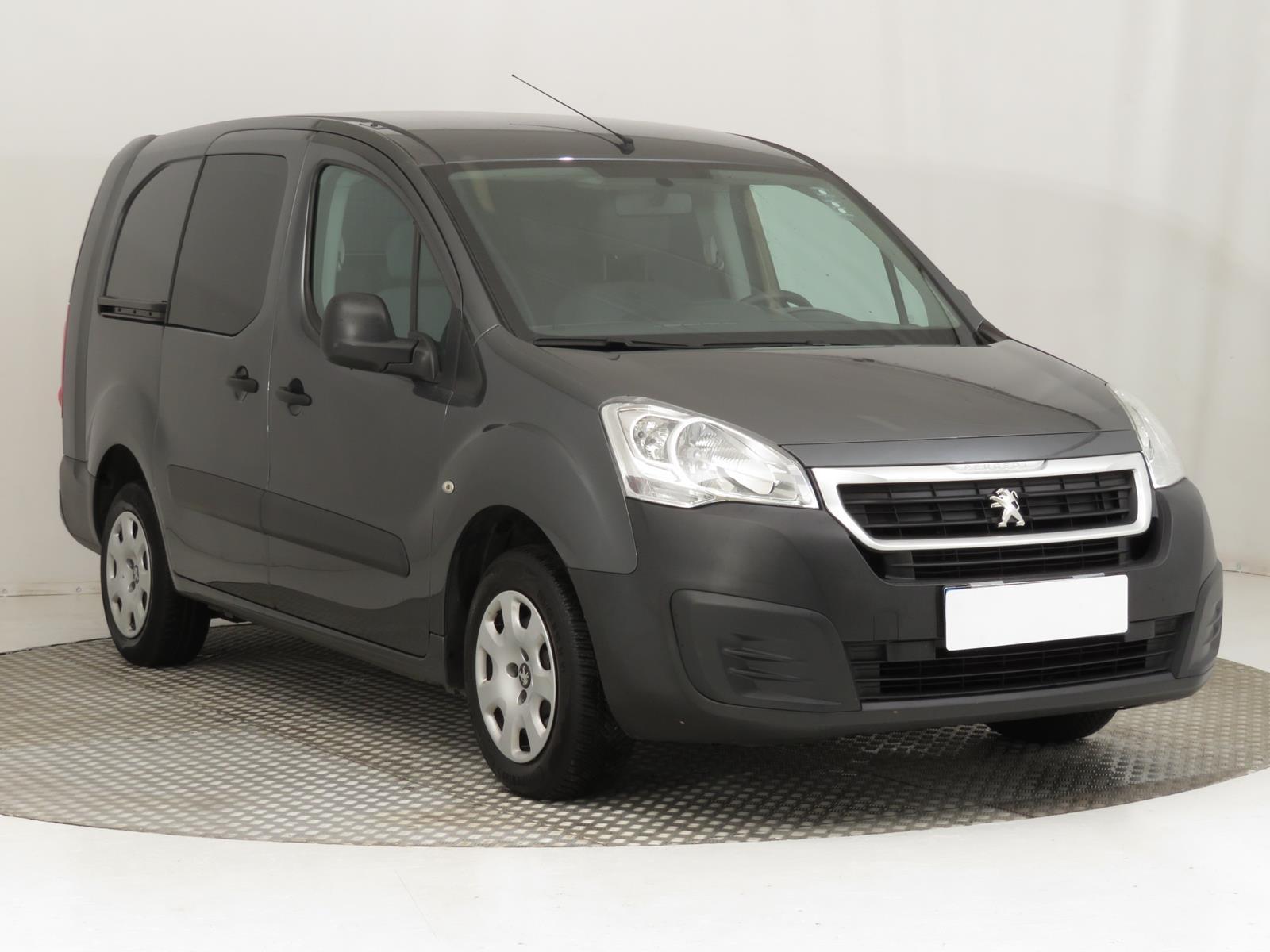 Peugeot Partner, 2016