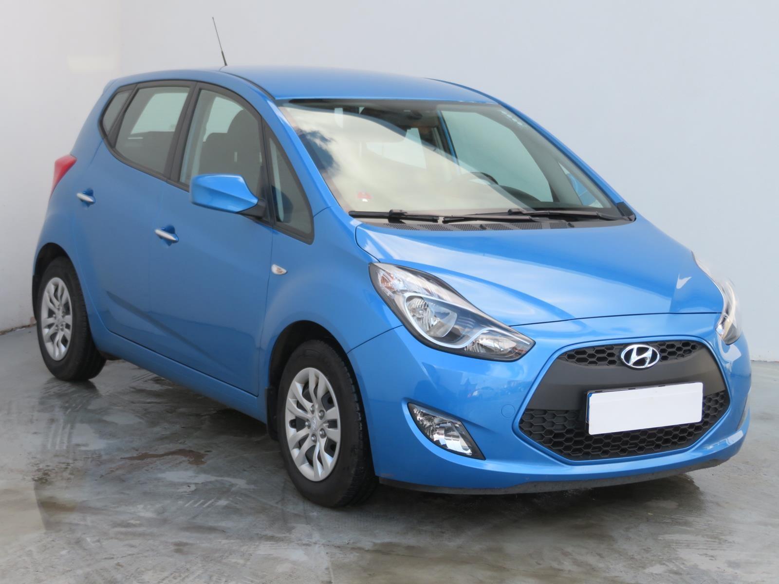 Hyundai ix20, 2017