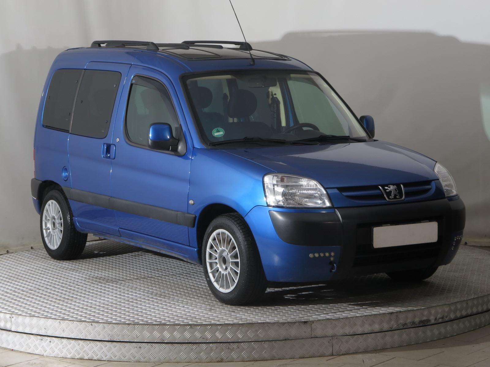 Peugeot Partner, 2003