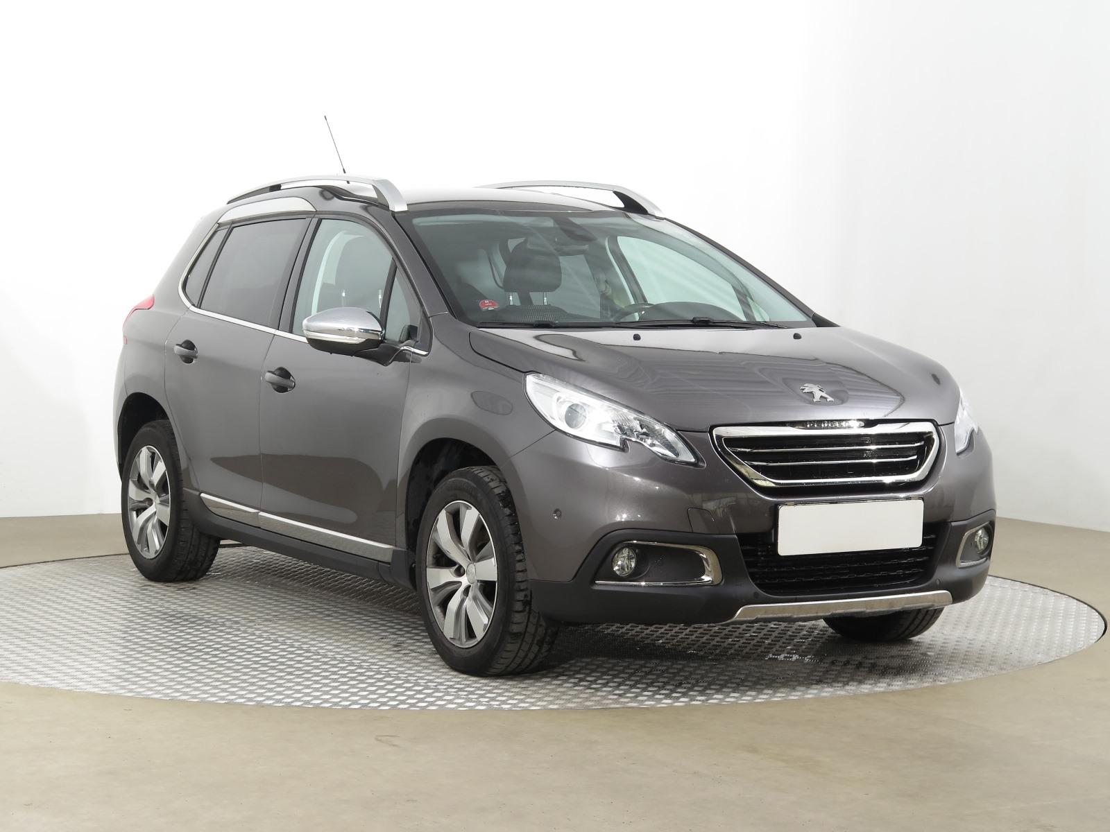 Peugeot 2008, 2014