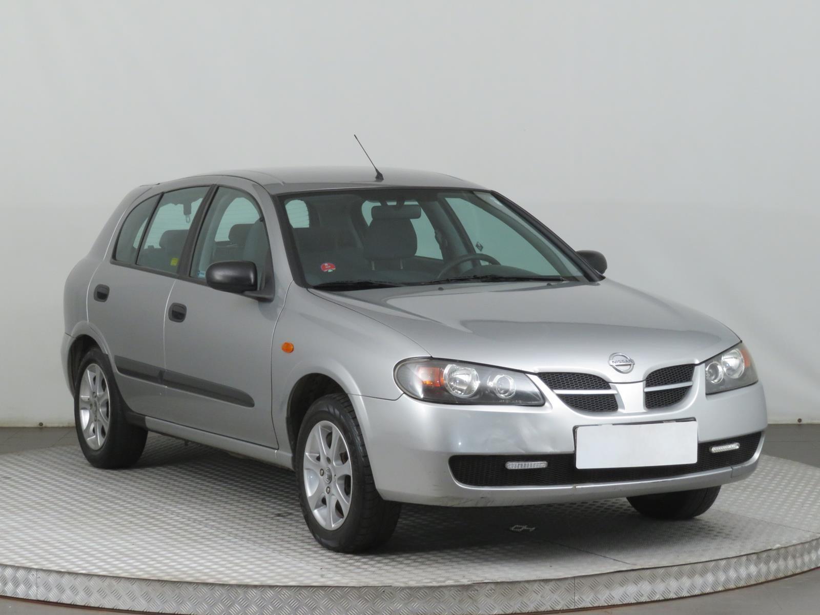 Nissan Almera, 2003