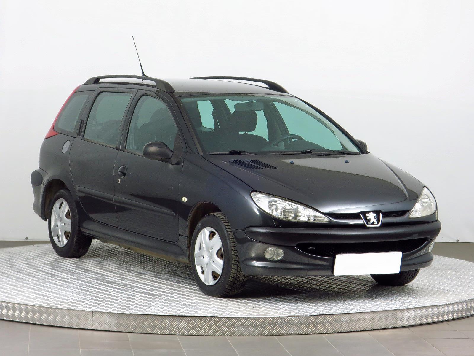 Peugeot 206, 2005