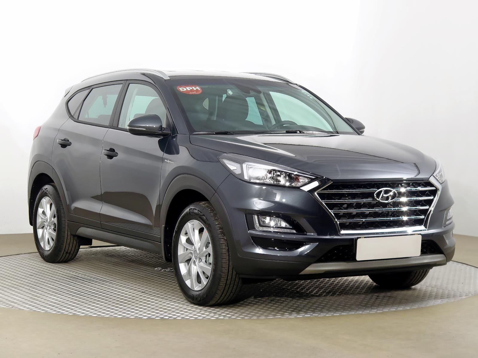 Hyundai Tucson, 2020