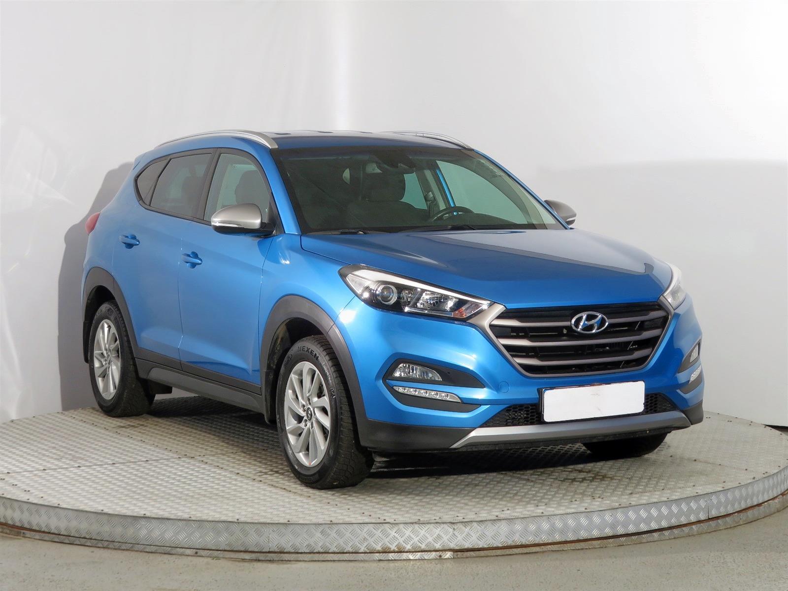 Hyundai Tucson, 2017