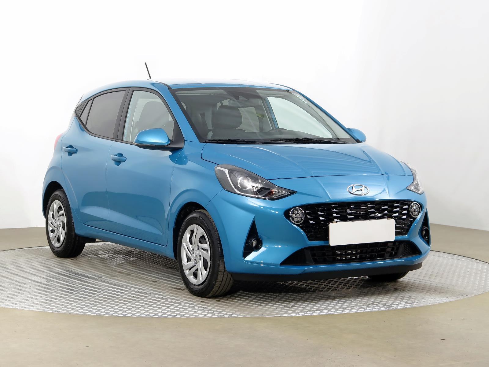 Hyundai i10, 2021