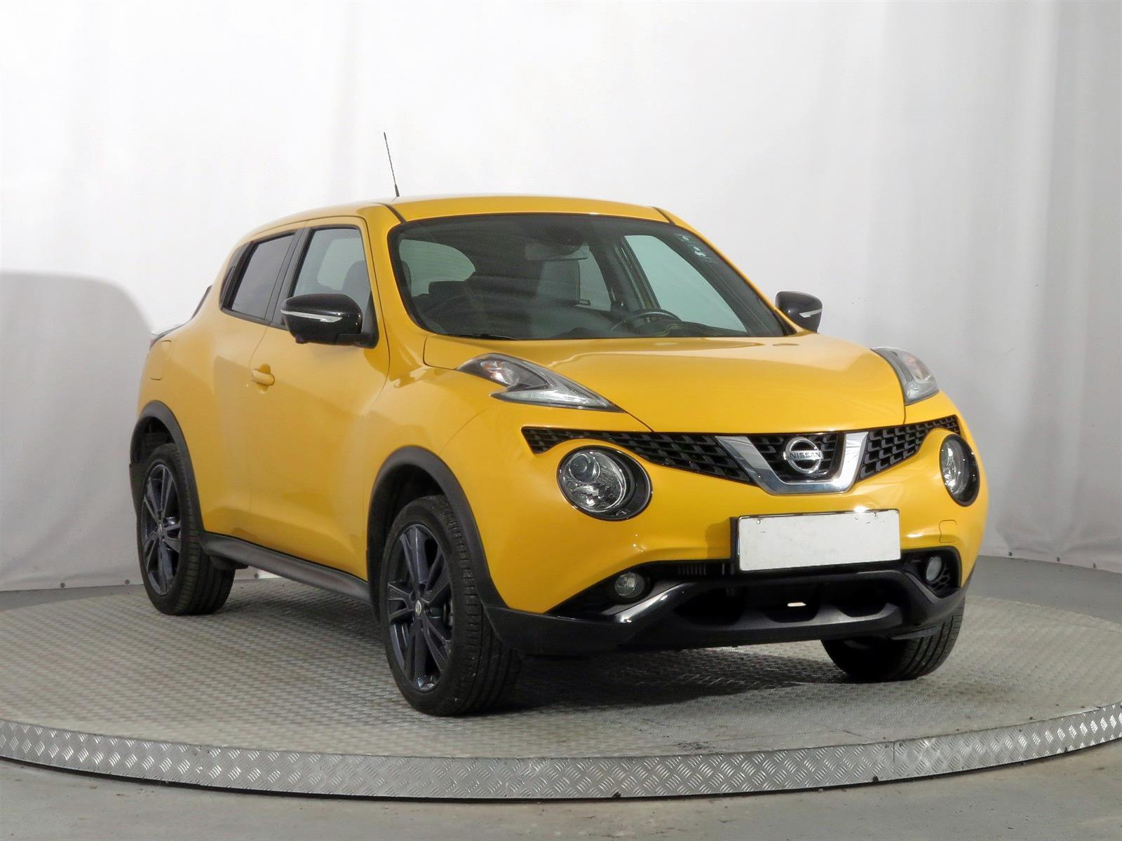 Nissan Juke, 2017