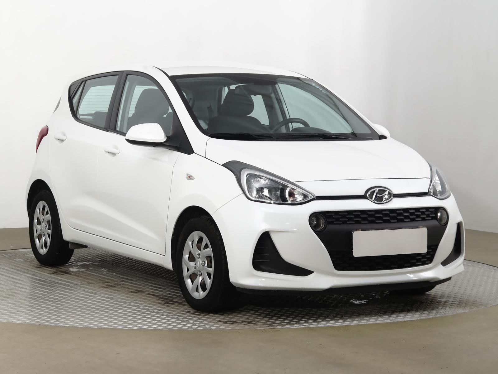 Hyundai i10, 2017