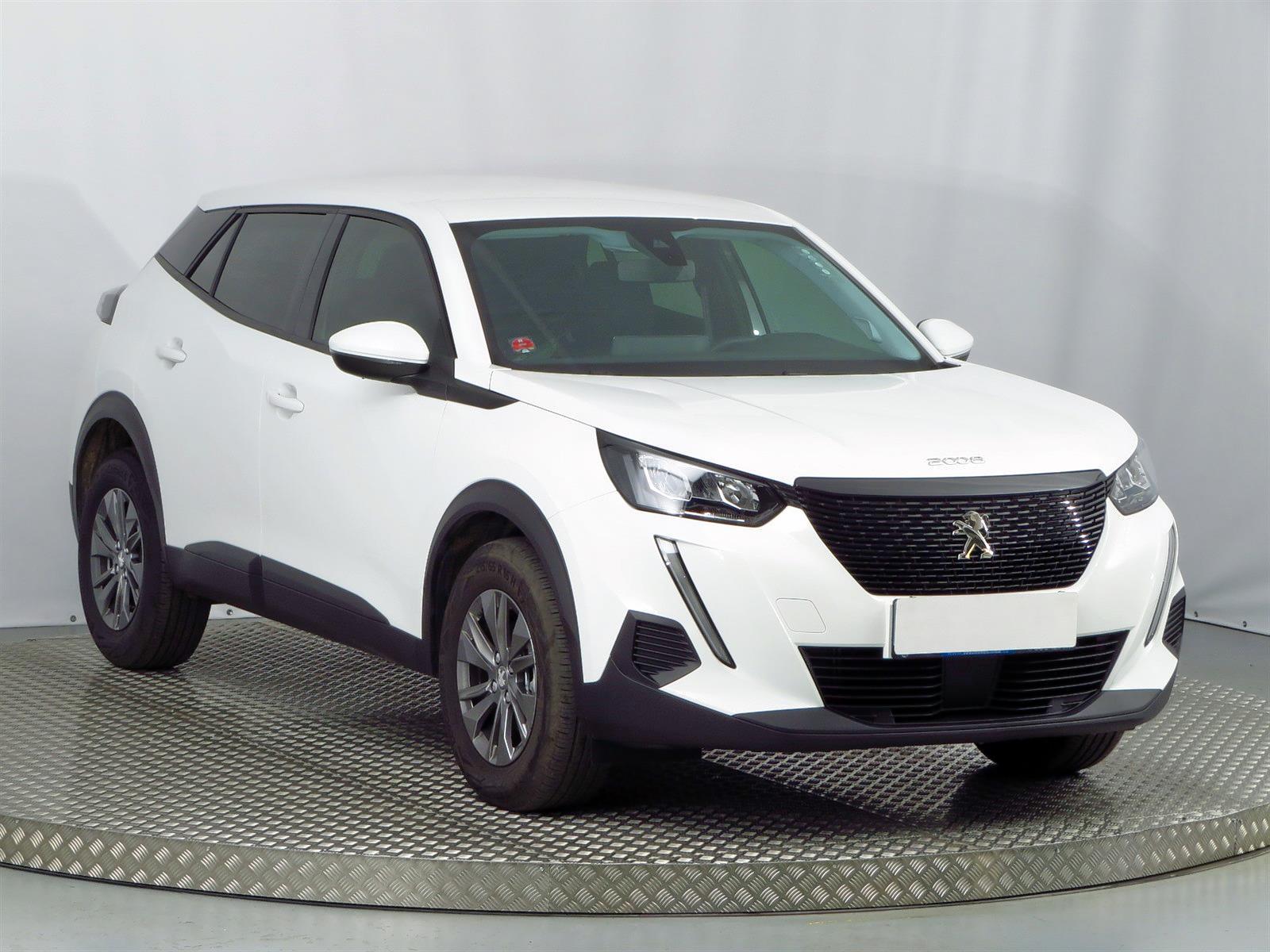 Peugeot 2008, 2020