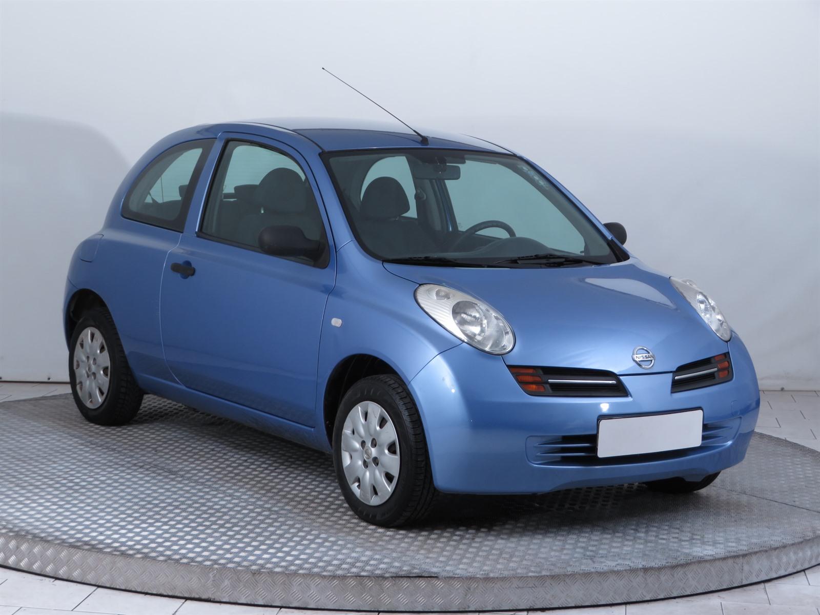Nissan Micra, 2006