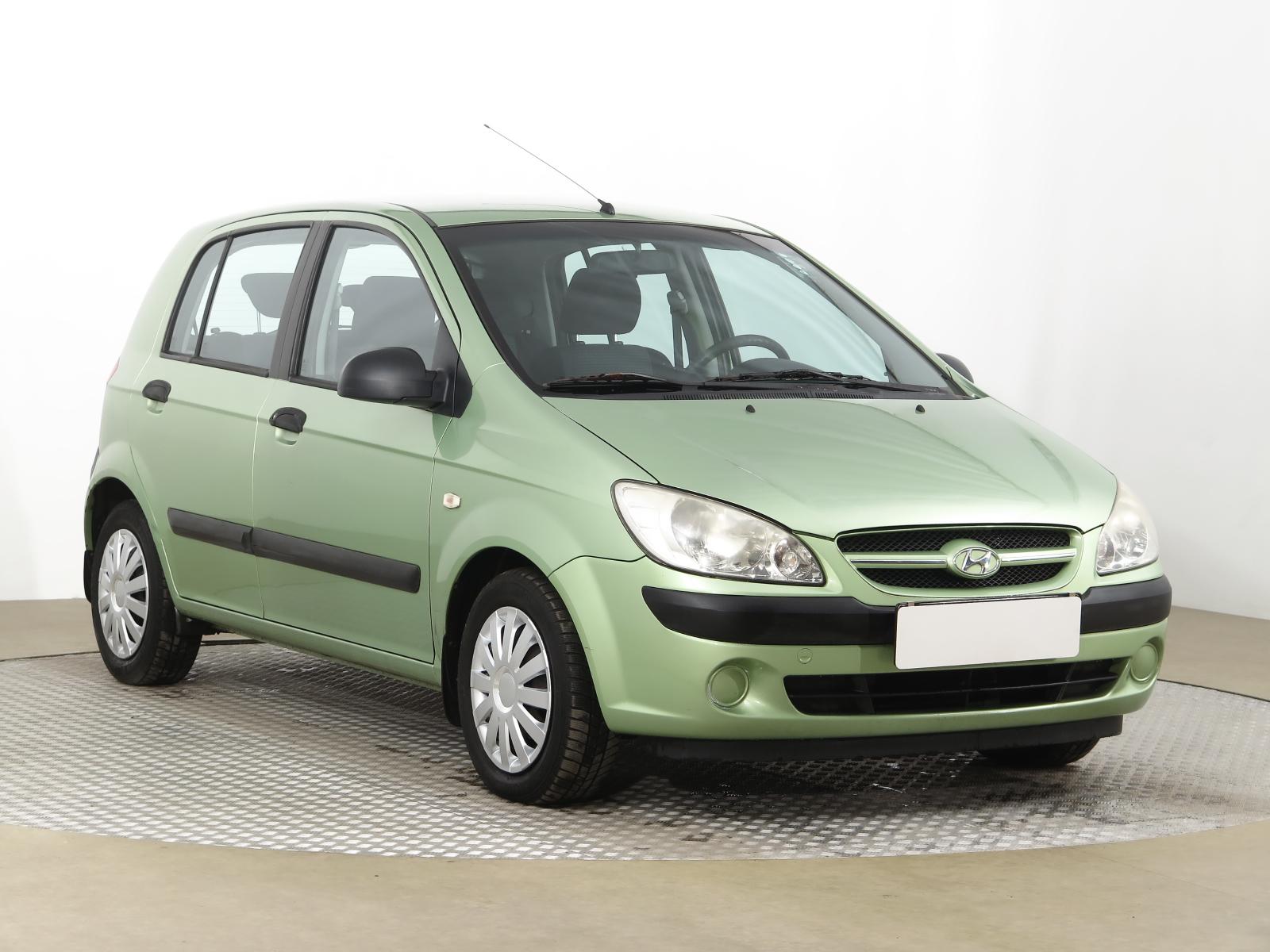 Hyundai Getz, 2006