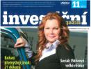 Investiční magazín: Karolína Topolová: Královna z Áček a její plány na rok 2013