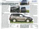 Auto4x4: Bazar test: Mitsubishi Outlander druhé generace (2006-2012)