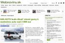 Webnoviny.sk: AAA AUTO bude dávať zimné gumy k osobnému autu nad 2 000 eur