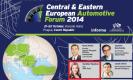 Karolína Topolová bude jednou z hlavních mluvčích na konferenci Central & Eastern European Automotive Forum 2014