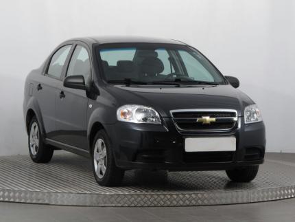 Chevrolet Aveo Daewoo Kalos 20022011 Recenze A Testy Aaa Auto