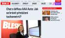 BLESK.cz: Chat s šéfkou AAA Auto: Jak se bránit přetáčení tachometrů?