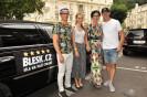 TV Blesk vyrazil za celebritami do Karových Varů v limuzíně z AAA AUTO
