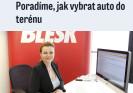 Blesk.cz: Nestačí vám silnice? Poradíme, jak vybrat auto do terénu