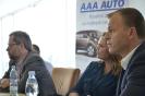 Novináři z Polska navštívili pražskou pobočku AAA AUTO