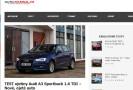 Autojournal.cz: TEST ojetiny Audi A3 Sportback 1.6 TDI – Nové, ojeté auto