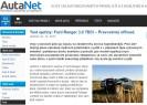 Autanet.cz: Test Ford Ranger 3.0 TDCI – Pravověrný offroad