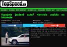 Topspeed.sk: Kupujete jazdené auto? Kontrola vozidla na internete