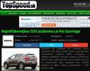 Topspeed.sk: Najobľúbenejšou SUV jazdenkou je Kia Sportage