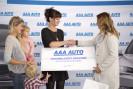 AAA AUTO obsloužilo již dvoumiliontého zákazníka, který ke koupenému vozu dostal tankovací kartu na rok zdarma