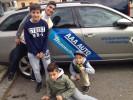 AAA AUTO jen v září rozdala na 200 fotbalových vstupenek dětským domovům