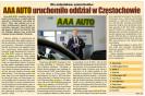 Życie Częstochowy i Powiatu: AAA AUTO uruchomiło oddział w Częstochowie