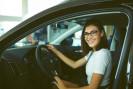 Andrea Kalousová se stala novou tváří značky pro zánovní vozy Mototechna