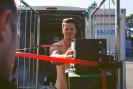 Karel Kašák rozvážel jídlo potřebným s dodávkou zapůjčenou z AAA AUTO