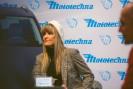 Novou tváří a hlasem značky Mototechna se stala herečka a šansoniérka Chantal Poullain