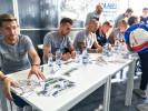 AAA AUTO zorganizovalo autogramiádu s hviezdami slovenskej futbalovej reprezentácie