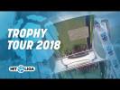 Trophy Tour 2018 - Flotila vozů AAA AUTO přivezla trofej letošnímu vítězi FC Viktoria Plzeň