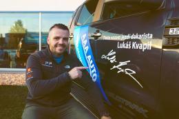 Lukáš Kvapil vybojoval na motorce 25. místo v rámci Africa Eco Race