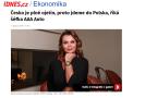 MF DNES a iDNES.cz: Rozhovor s generální ředitelkou AURES Holdings Karolínou Topolovou