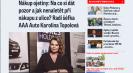Blesk.cz: Nákup ojetiny: Na co si dát pozor a jak nenaletět při nákupu z ulice? Radí šéfka AAA AUTO Karolína Topolová