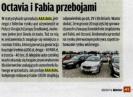 Motor: Octavia i Fabia przebojami