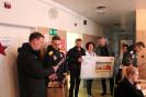 Medzinárodní sieť autocentier AAA AUTO a DAC cez víkend pomáhali v nemocnici