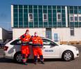 AAA AUTO podpořilo Červený kříž zapůjčením dalšího automobilu. Díky tomu Červený kříž pomůže na více místech.