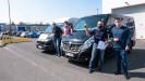 AAA AUTO zapůjčilo dodávky Magistrátu hl. města Prahy, budou vozit ochranné pomůcky do distribučního centra v JÚŠ